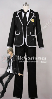 Guilty Crown Yahiro Samukawa Copslay School Uniform