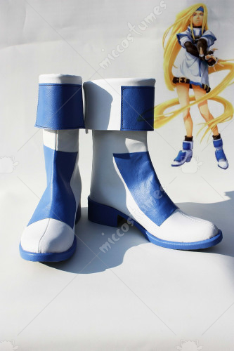 Guilty Gear Millia Cosplay Shoes