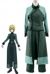 Gundam A Law Women Military Uniform