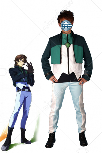 Gundam Seed Lockon Stratos CB Uniform