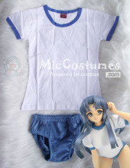 Gym School Suit For Ryouko Asakura Cosplay