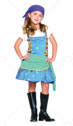 Gypsy Princess Toddler Child Costume