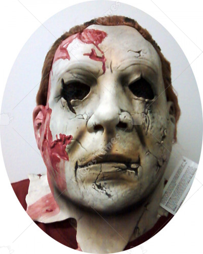 Halloween Rob Zombie Michael Myers 2 Mask
