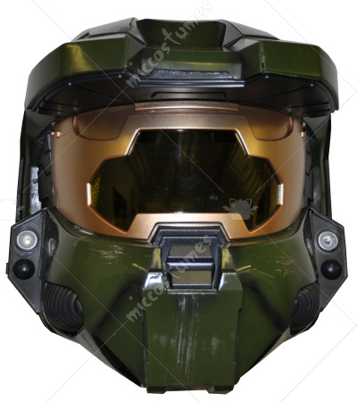 Halo 3 Master Chief Supreme Deluxe Helmet Mask