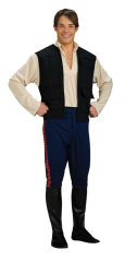 Han Solo Deluxe Extra Large Adult Costume