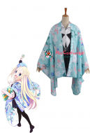 Hanayamata Hana N. Fountainstand Cosplay Costume