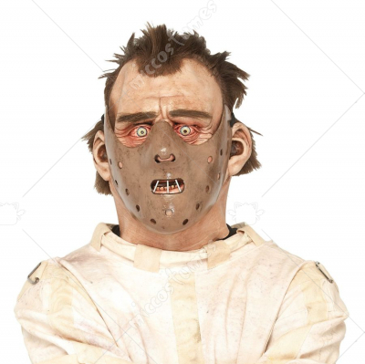Hannibal Lecter Latex Adult Mask