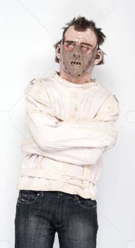 Hannibal Lector Adult Costume