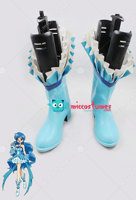 Mermaid Melody Pichi Pichi Pitch Hanon Hosho Cosplay Shoes
