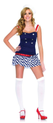 Harbor Hottie Adult Costume