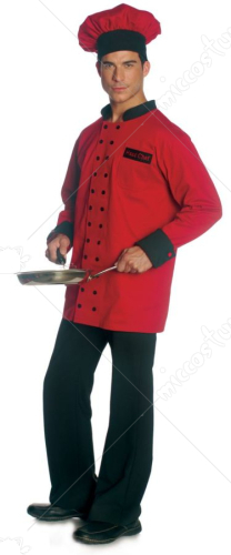 Head Chef Adult Costume