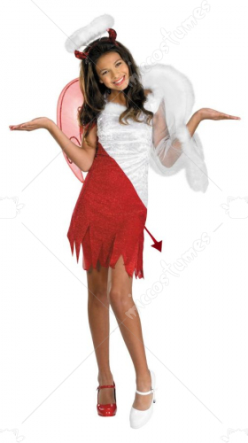 Heavenly Devil Child Costume