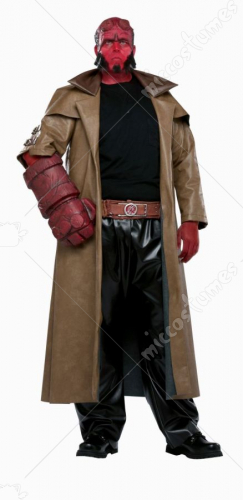 Hellboy Full Size Adult Costume