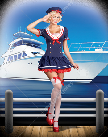Hello Sailor Adult Costume