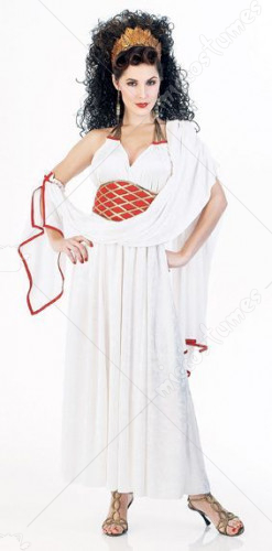 Hera Queen of The Olympians Costume