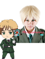 Hetalia Axis Powers England Cosplay Perücken
