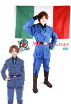 Cosplay d'Italy dans Hetalia Axis Powers