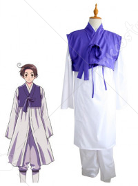 Hetalia Axis Powers Korea Im Young Soo Costume