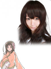 Axis Powers Hetalia Taiwan Cosplay Wig