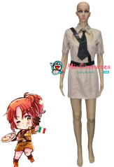 Axis Powers Hetalia Lovino Costume Girl