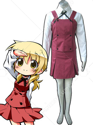 Hidamari Sketch Yamabuki Art High School Girls School Uniform co