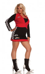 High Speed Chase Adult Plus Costume
