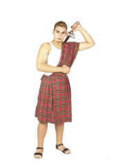 Highland Brave Adult Costume