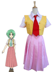 Higurashi When They Cry Mion Sonozaki Cosplay Costume