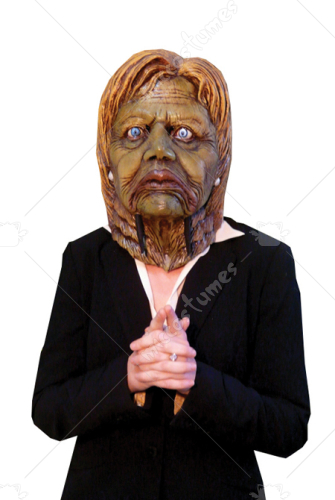 Hillary From The Black Lagoon Mask