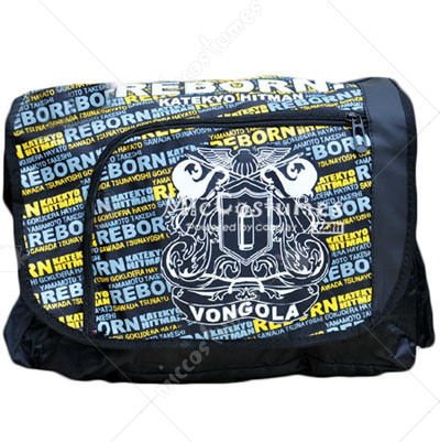 Hitman Reborn Black Satchel