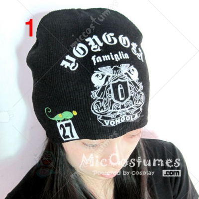 Hitman Reborn Tuque