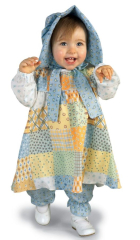 Holly Hobbie Toddler Dress Costume