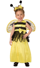 Honey Bee Toddler Costume