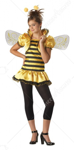 Honey Bee Tween Costume