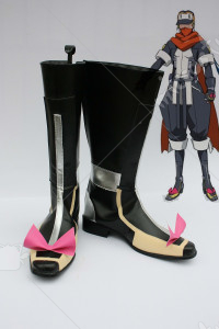 Horizon in the Middle of Nowhere Tenzo Crossunite Cosplay Shoes