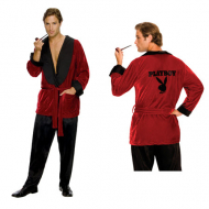 Hugh Hefner Smoking Jacket