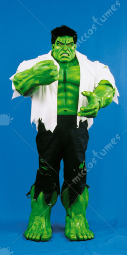 Hulk Super Deluxe Adult Costume