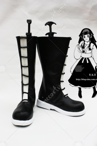 Hunter x Hunter Alluka Zoldyck Cosplay Shoes