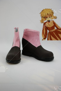Hunter x Hunter Komugi Cosplay Shoes