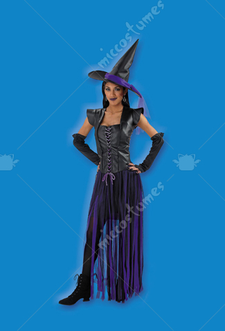 Immortalia The Gothic Witch Costume