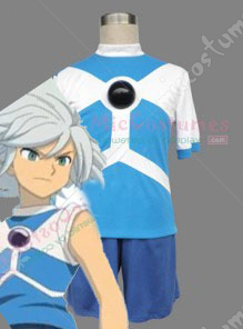 Inazuma Eleven Alien Team Soccer Uniform Cosplay Costume