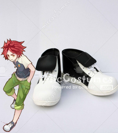 Inazuma Eleven Haruya Nagumo Cosplay Shoes