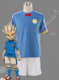 Inazuma Eleven Japanese National Soccer Team Summer Uniform
