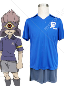 Inazuma Eleven Middle School Soccer Uniform
