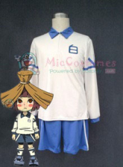 Inazuma Eleven Bleach Middle School Soccer Uniform
