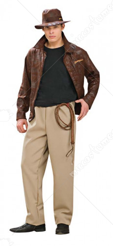 Indiana Jones Deluxe Extra Large Adult Costume