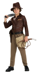 Indiana Jones Deluxe Tween Adult Costume