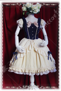 Infanta Disney Version Snow White Lolita Dress