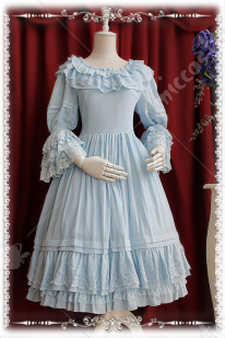 Infanta Chiffon Lolita Dress Two Colors