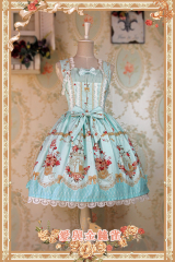 Infanta Love &Canary Lolita Dress Two Colors